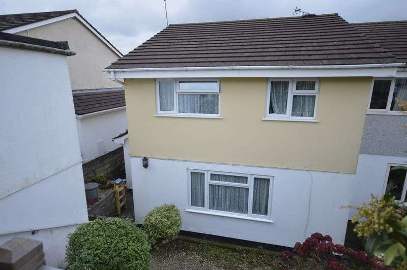 4 Bedrooms Semi Detached House for sale in Roslyn Close, St. Austell
