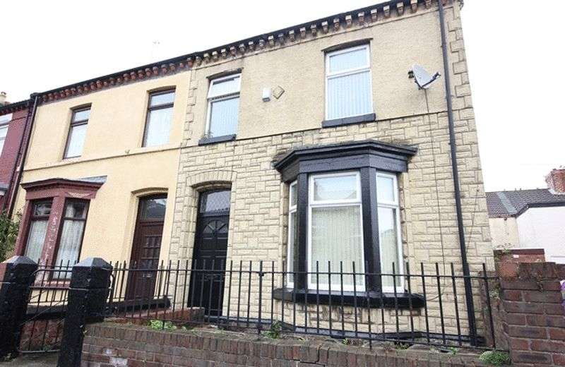 3 Bedrooms Terraced House for sale in Lawrence Road, Wavertree, Liverpool, L15