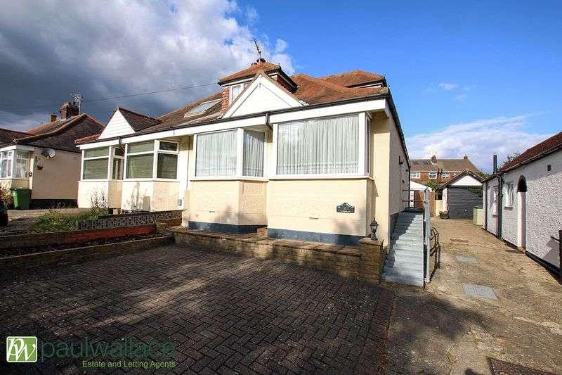 2 Bedrooms Semi Detached Bungalow for sale in Hammondstreet Road, West Cheshunt