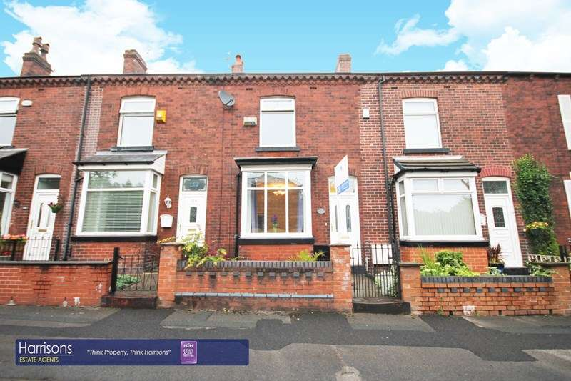 2 Bedrooms Terraced House for sale in Copebank West, Heaton, Bolton, Lancashire.