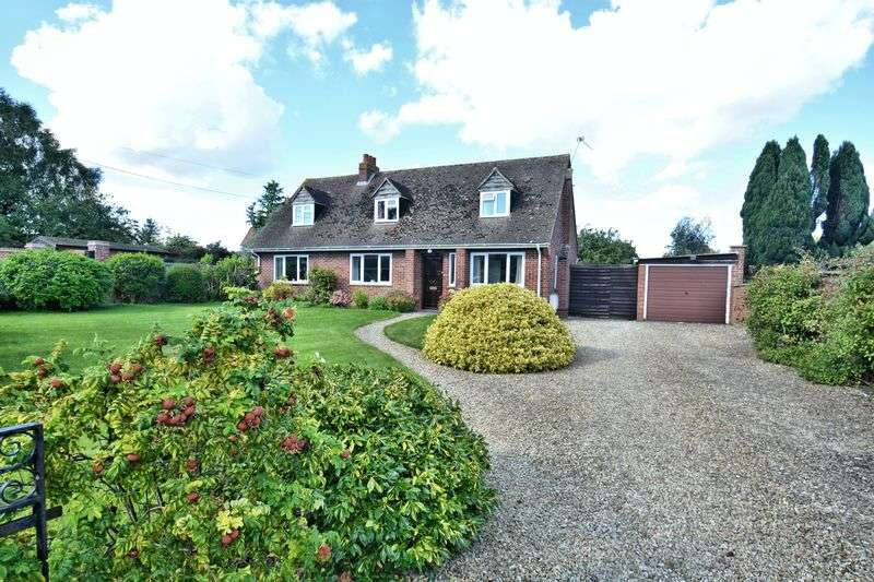 4 Bedrooms Detached House for sale in The Croft, East Hagbourne