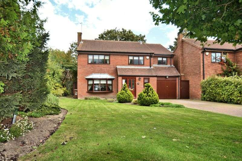 4 Bedrooms Detached House for sale in Barleyfields, Didcot, Oxon.