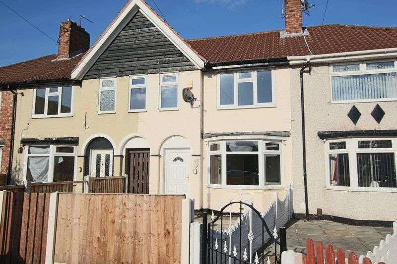 2 Bedrooms Terraced House for sale in Denford Road, Knotty Ash, Liverpool L14 2DL