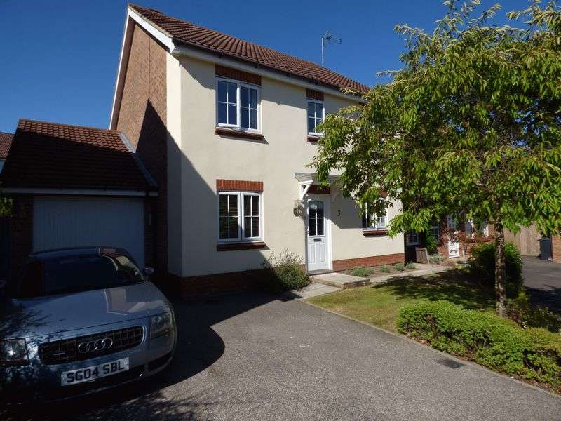 4 Bedrooms Detached House for sale in GODINTON PARK