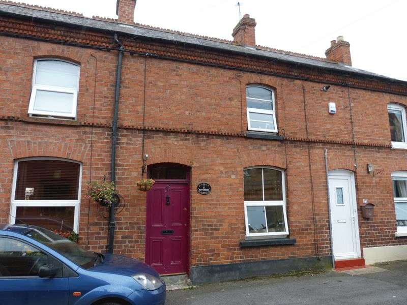 3 Bedrooms Terraced House for sale in Riverside, Antrim