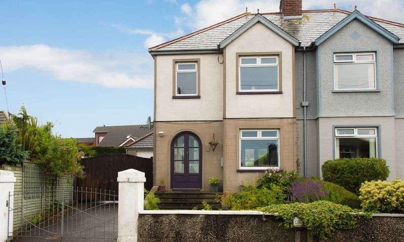 3 Bedrooms Semi Detached House for sale in Millisle Road, Donaghadee