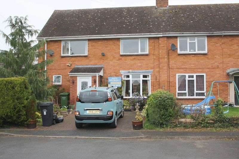 3 Bedrooms Semi Detached House for sale in Chaston Close, Inkberrow