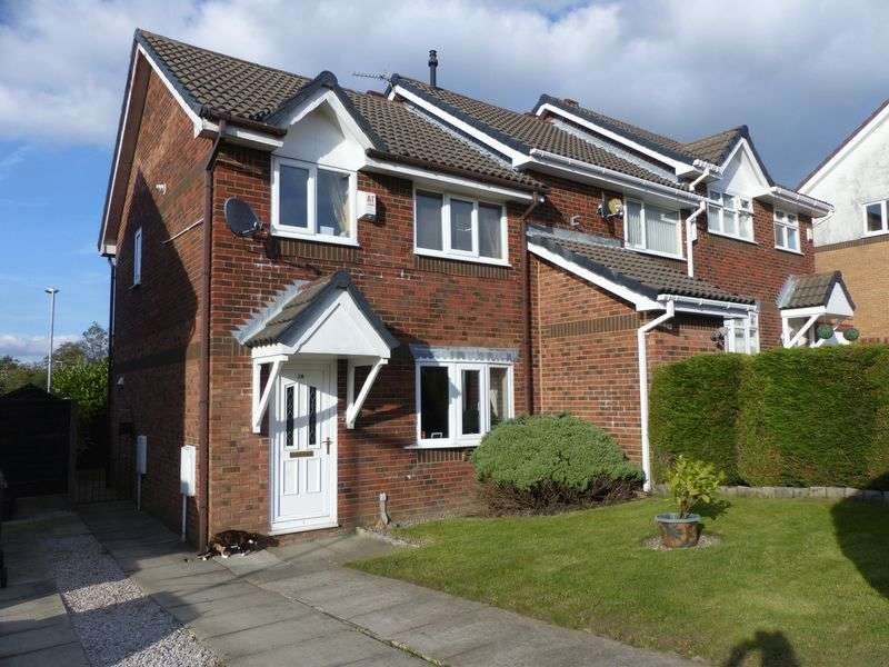 3 Bedrooms Terraced House for sale in Hayle Road, Moorside