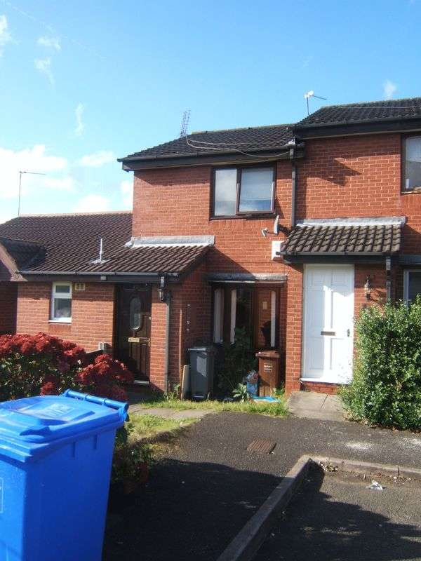 2 Bedrooms Terraced House for sale in Edward Street, Manchester