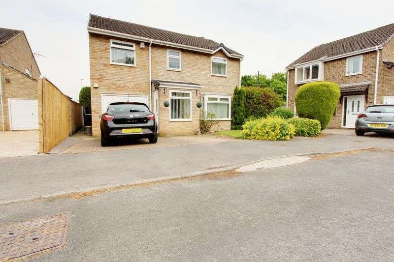 4 Bedrooms Detached House for sale in Zetland Hunt, Newton Aycliffe