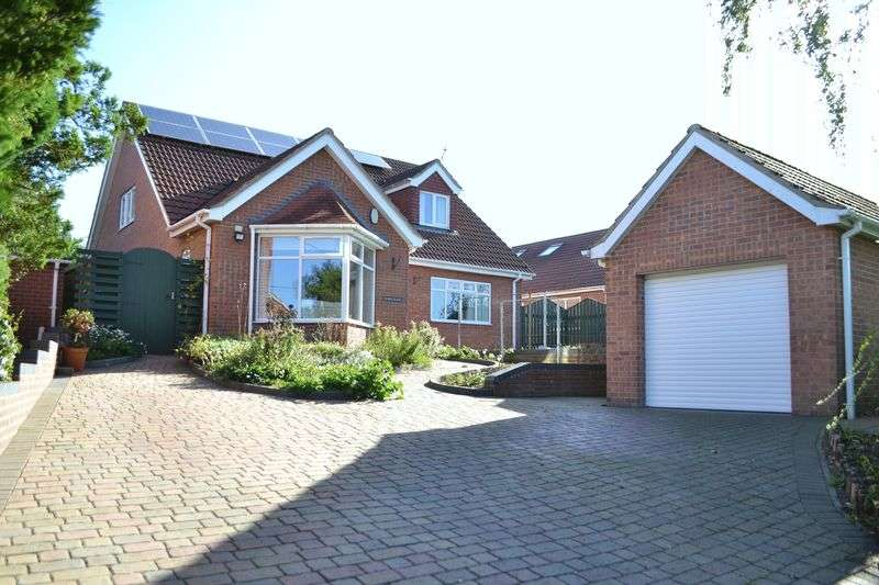 3 Bedrooms Detached House for sale in Westgate, Scotton