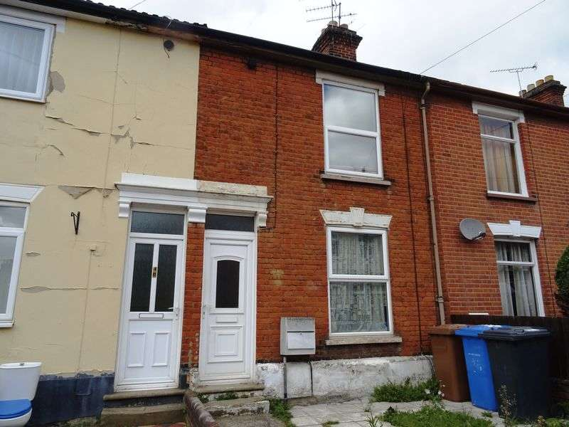 2 Bedrooms House for sale in Brooks Hall Road, Ipswich
