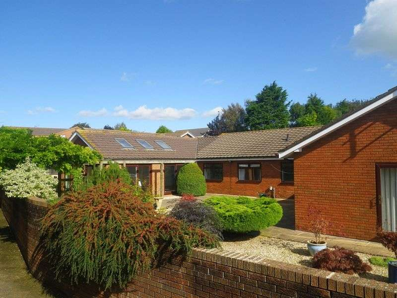 3 Bedrooms Detached Bungalow for sale in The Nurseries, Rhoose
