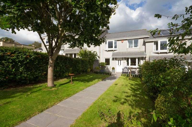 3 Bedrooms Terraced House for sale in Stokelake, Chudleigh