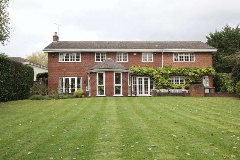 5 Bedrooms Detached House for sale in Caldy Chase Drive, Caldy, Wirral