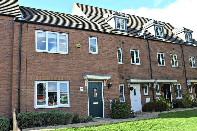3 Bedrooms Terraced House for sale in Robert Pearson Mews, Grimsby