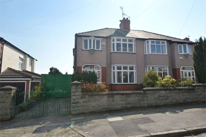 3 Bedrooms Semi Detached House for sale in Rangemore Road, Mossley Hill