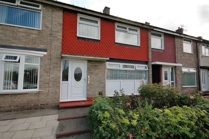 3 Bedrooms Terraced House for sale in Saltersgill Avenue, Middlesbrough, East Yorkshire, TS4