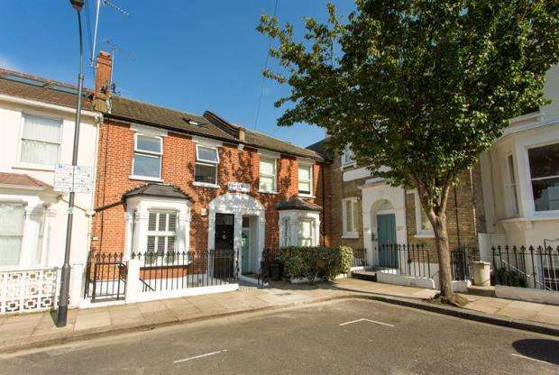 4 Bedrooms Terraced House for sale in Knivet Road, London, SW6