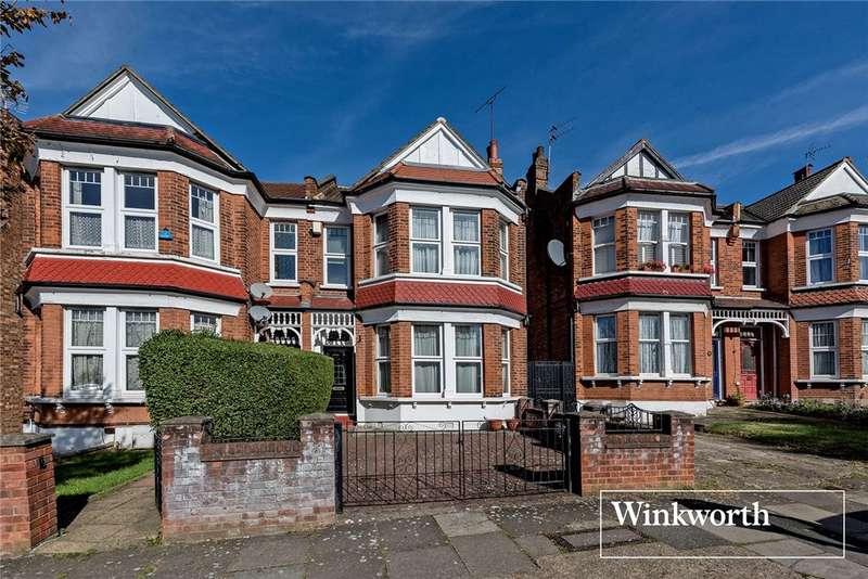 4 Bedrooms Semi Detached House for sale in Mountfield Road, Finchley, London, N3