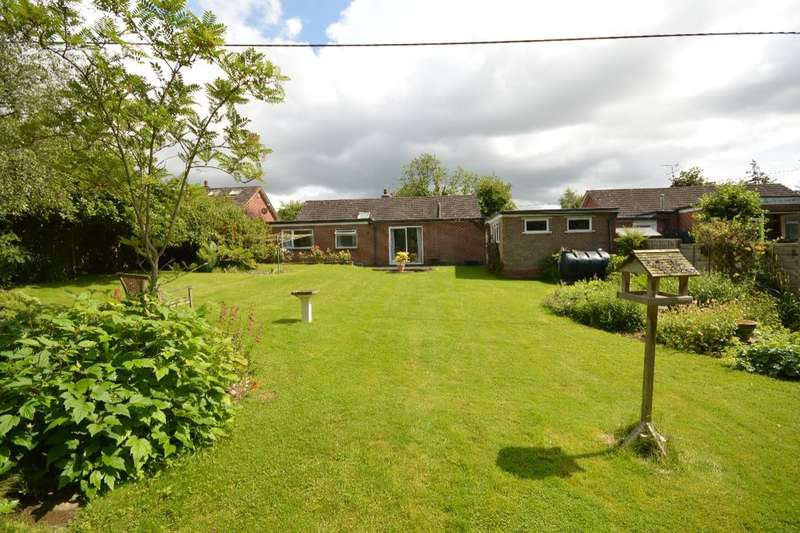3 Bedrooms Detached Bungalow for sale in School Lane, Nether Wallop, Stockbridge, SO20