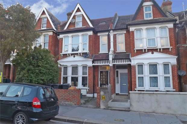 1 Bedroom Flat for sale in 269 Holmesdale Road, London