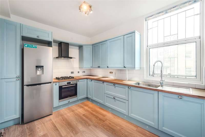1 Bedroom Flat for sale in Battersea Park Road, London, SW11