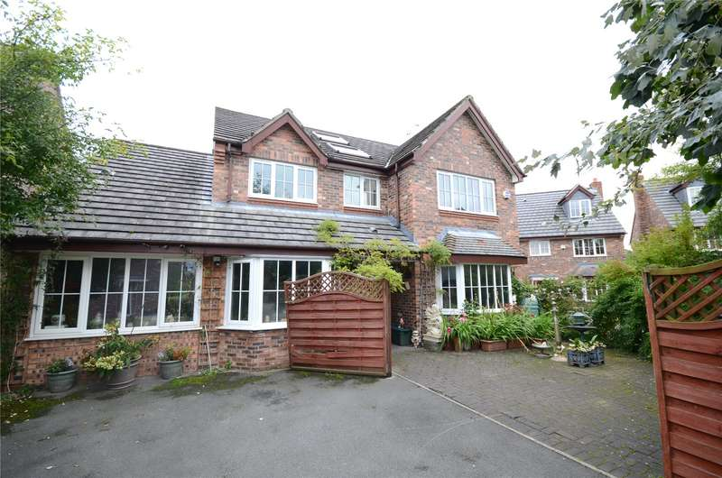 5 Bedrooms Detached House for sale in Haresfinch Close, Halewood, Liverpool, L26