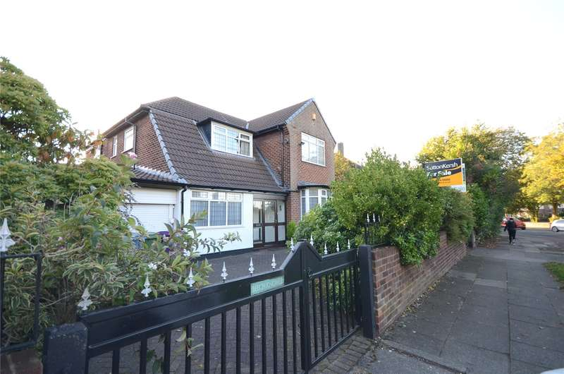 4 Bedrooms Detached House for sale in Aldbourne Avenue, Woolton, Liverpool, L25
