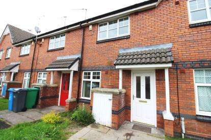 2 Bedrooms Terraced House for sale in Haslington Road, Sharston, Manchester, Greater Manchester