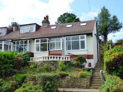 3 Bedrooms Semi Detached House for sale in Buxton Road, Disley, Stockport, Cheshire