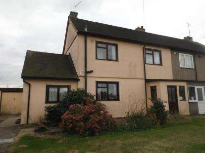 3 Bedrooms Semi Detached House for sale in Wickham Market, Woodbridge, Suffolk