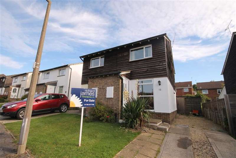 2 Bedrooms Property for sale in Newbury Drive, Freshbrook, Swindon