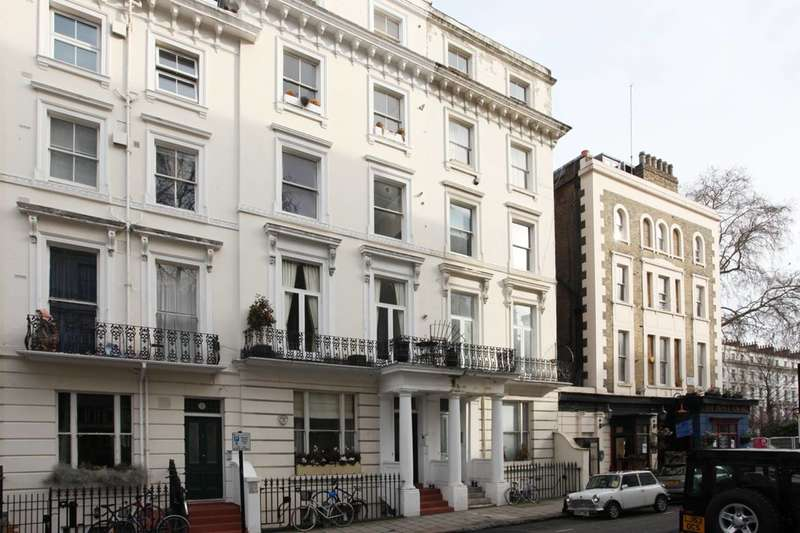 1 Bedroom Flat for sale in Dawson Place, Westbourne Grove, W2