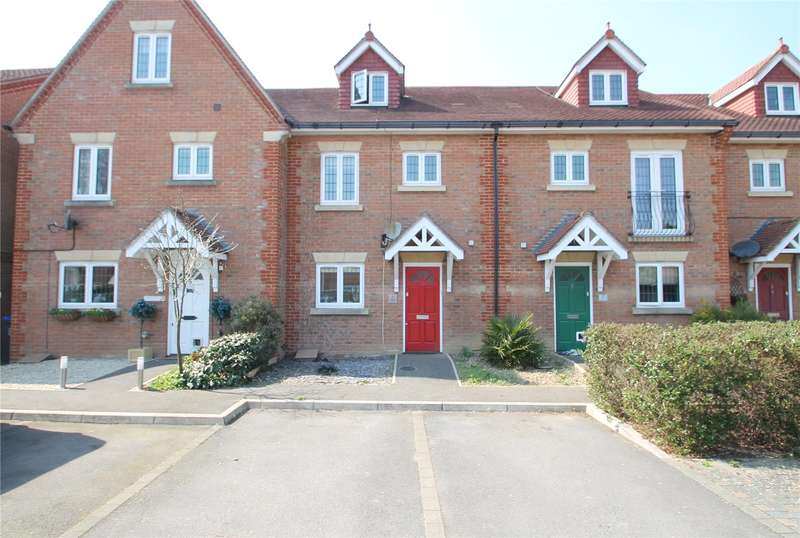 4 Bedrooms Terraced House for sale in Wraysbury Gardens, Lancing, West Sussex, BN15