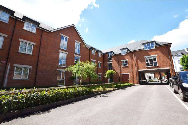 2 Bedrooms Apartment Flat for sale in Stirling House, 55 Silver Street, Reading, Berkshire, RG1