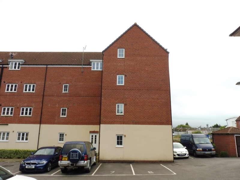 2 Bedrooms Apartment Flat for sale in Blaen Bran Close, Cwmbran