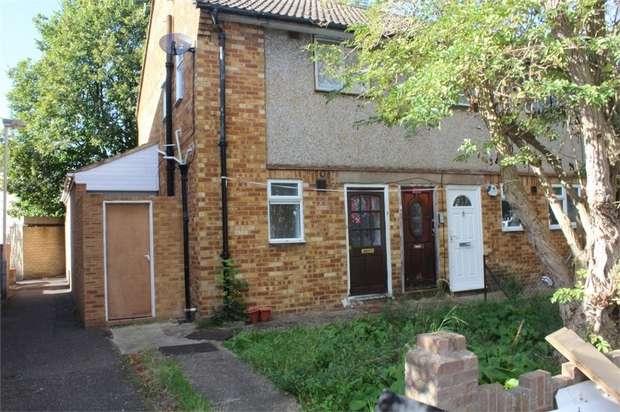 2 Bedrooms Maisonette Flat for sale in Angel Lane, Hayes, Greater London