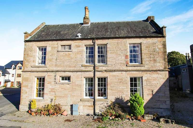 2 Bedrooms Flat for sale in The Old Jail Ferry Road, Dingwall, IV15