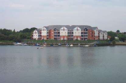 1 Bedroom Flat for sale in Horseshoe Bridge, St Denys, Southampton