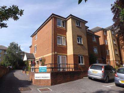 1 Bedroom Retirement Property for sale in 9 Westwood Road, Southampton, Hampshire