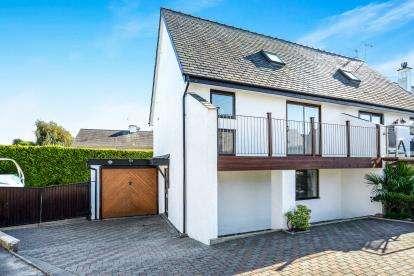 4 Bedrooms End Of Terrace House for sale in Cae Du Village, Abersoch, Gwynedd, LL53