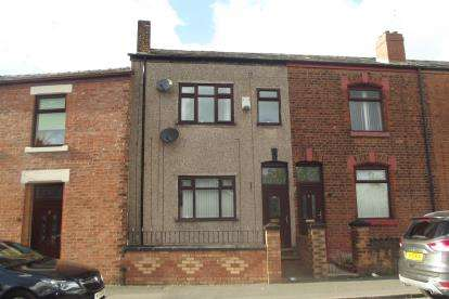 3 Bedrooms Terraced House for sale in Ince Green Lane, Ince, Wigan, Greater Manchester, WN2