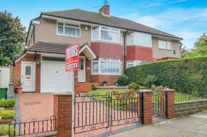 4 Bedrooms Semi Detached House for sale in Llanedeyrn Road, Penylan, Cardiff, Caerdydd