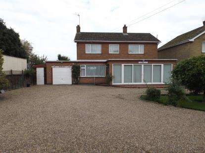 3 Bedrooms Detached House for sale in Main Road, Leverton, Boston, Lincolnshire