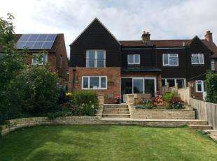 4 Bedrooms Semi Detached House for sale in Kings Marsh Cottages, Five Ashes, Mayfield, East Sussex