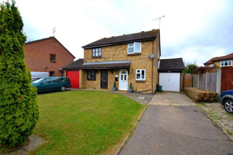 2 Bedrooms Semi Detached House for sale in Beardsley Drive, Chelmsford