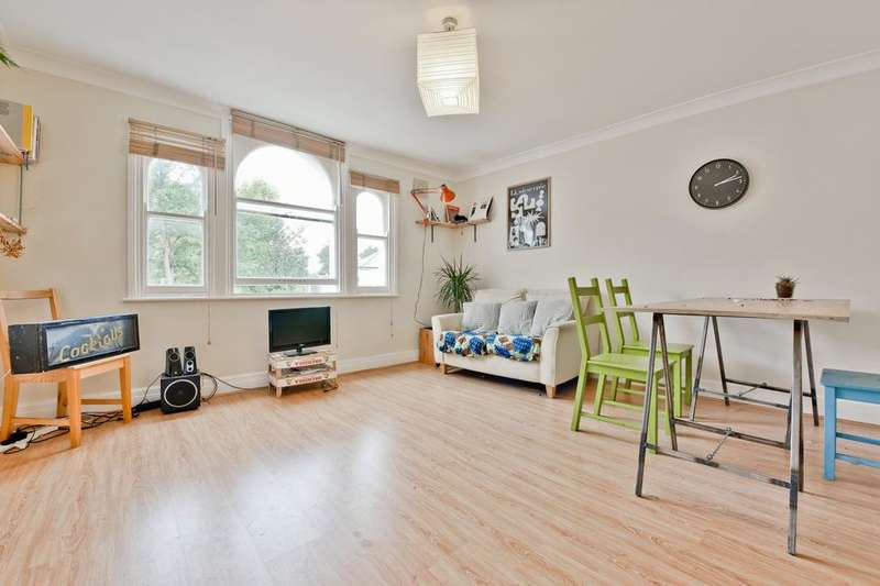 2 Bedrooms Flat for sale in Nightingale Road, London E5