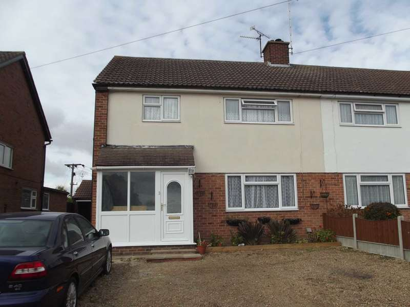 3 Bedrooms Semi Detached House for sale in Spital Road, Maldon