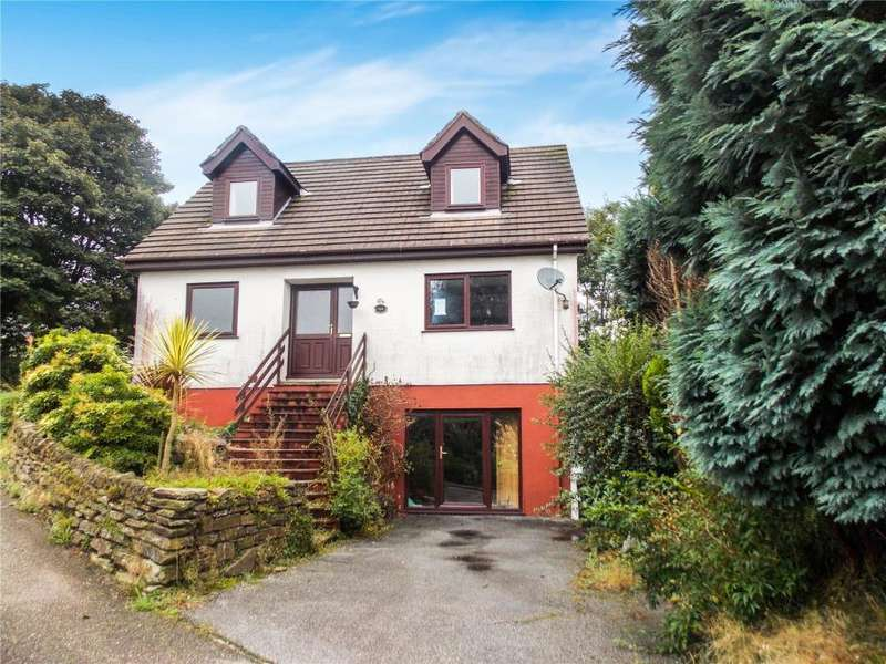 3 Bedrooms Detached House for sale in Watersmead Parc, Budock Water, Nr Falmouth